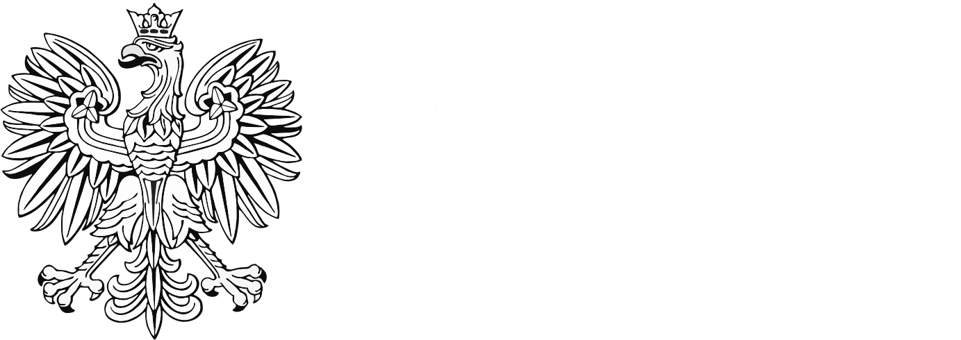 Kancelaria Notarialna Łódź Grabicki Kobus